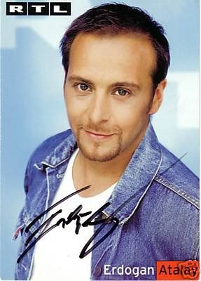 Erdogan Atalay (September 22, 1966) German/ Turkish actor, o.a. known from the series of 'Alarm fur Cobra 11'.
