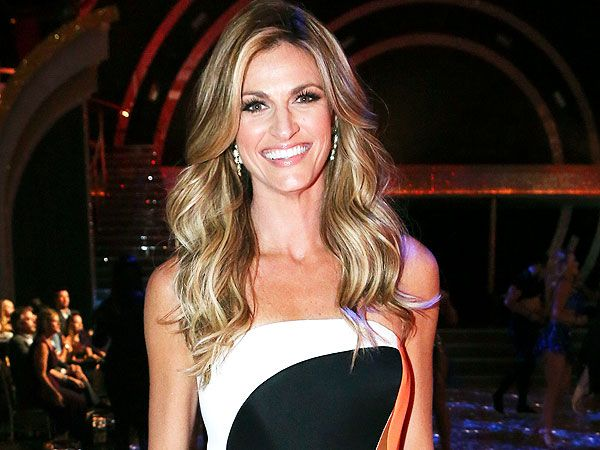Erin Andrews DWTS hos, DWTS Disney Night, Erin Andrews Style ...