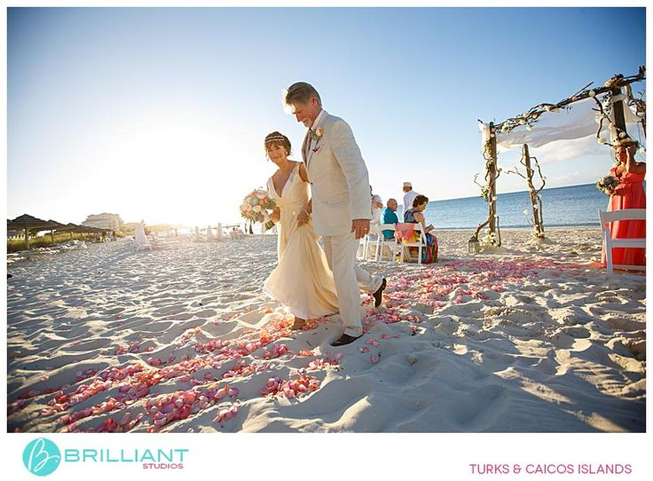Driftwood Arch By Stacie Ssland Seven Stars Resort Turks And Caicos Islands Wedding