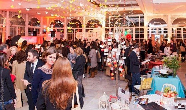 Los años 20, en The Wedding Fashion Night. www.webnovias.com