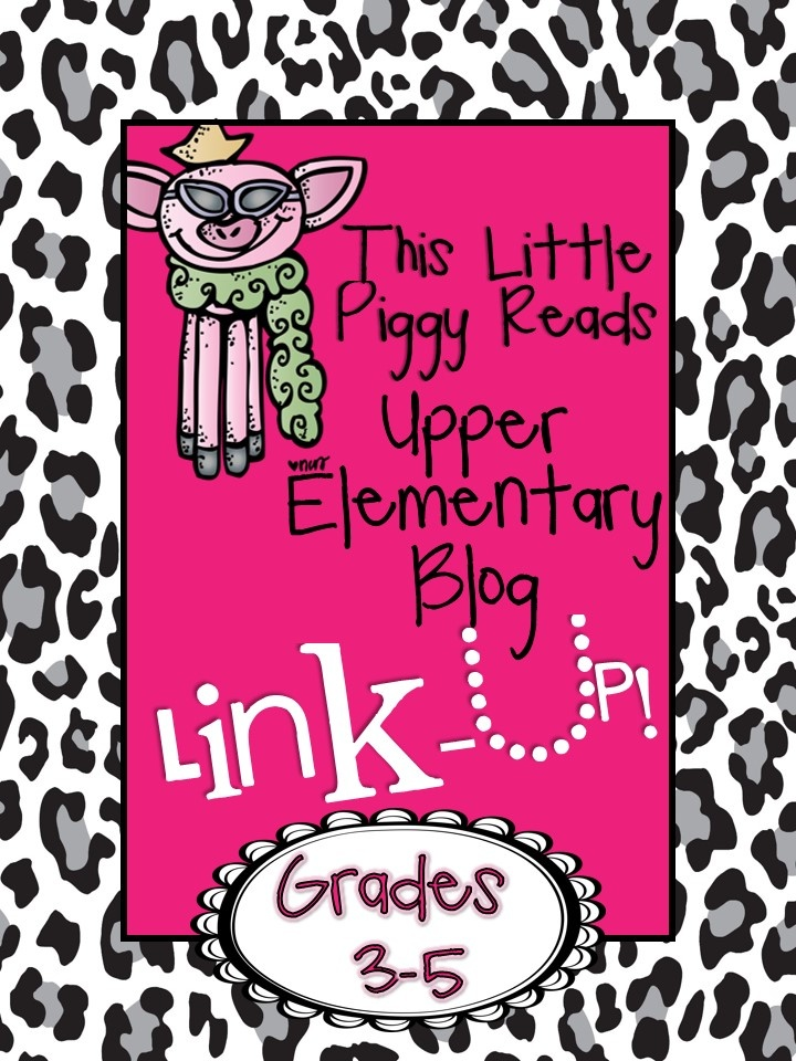 Come Link Up to Create an Upper Elementary Resource Bank.