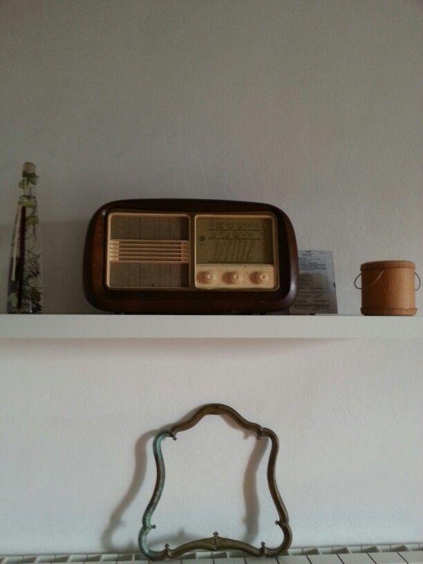 good old radio...