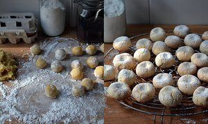 A quick recipe for Italian soft almond biscuits from Rachel Roddy | A kitchen in Rome | Life and style | The Guardian