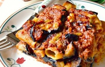 paccheri all montalbano
