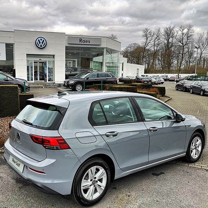 Vw Golf Life On Instagram Golf 8 Showroom Car From Louisviaene Volkswagen 1stedition Vwmk8 Golfmk8 Vwgolf8 Mk8 Vw Golf Volkswagen Car