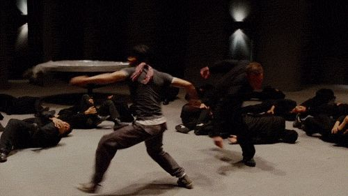 Amazing Martial Arts GIFs (25 gifs) - Tony Jaa