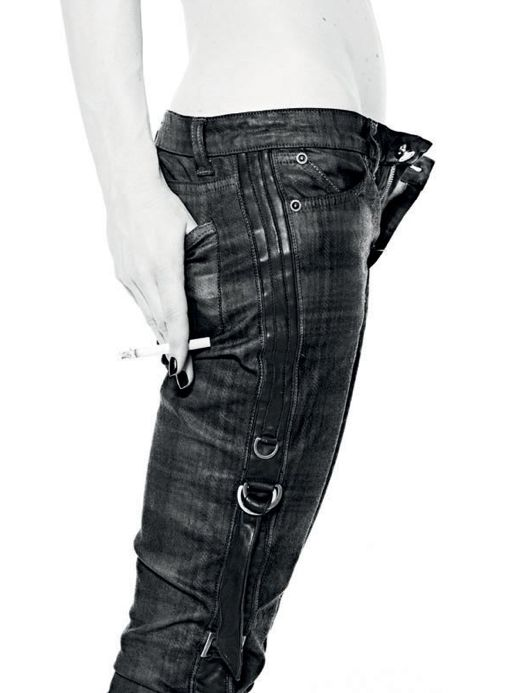 Jan Welter / Photographer . Jeans like a man