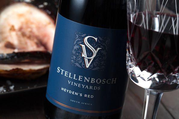 Stellenbosch Vineyards Heyden's Red.