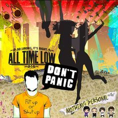 all time low albums combined into one picture