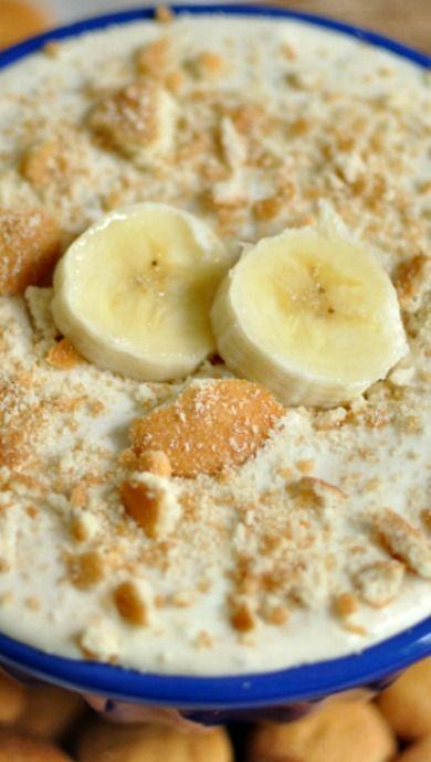 Banana Pudding Dip Recipe