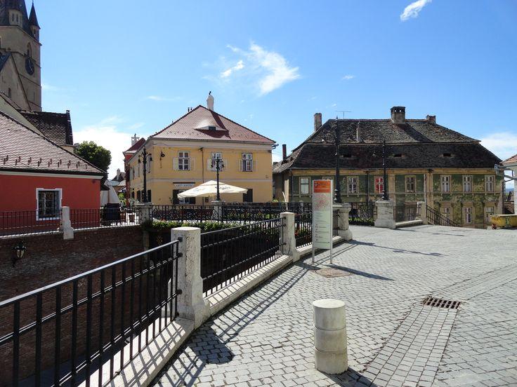 Sibiu - Piata Mica