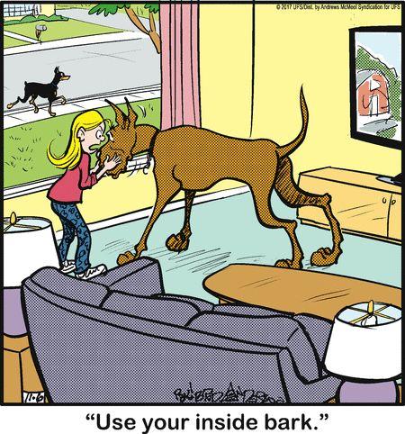 Comic strip marmaduke — pic 8