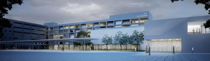 New National Contemporary Art Storage of Korea Competition Entry / PWFERRETTO