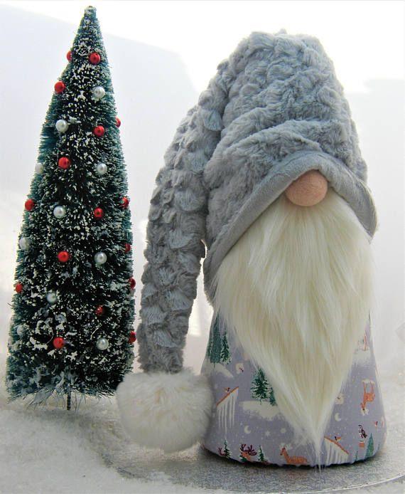 Benu Tomte Nisse Gnome
