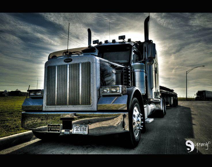 Semi-Trailer Truck. by Yuvraj Pethkar on 500px