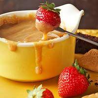 Butterscotch Fondue: Fondue Crockpot, Corn Syrup, Crockpot Butterscotch, Crock Pots, Butterscotch Fondue, Crockpot Recipes, Slow Cooker Desserts, Cooker Butterscotch, Condensed Milk