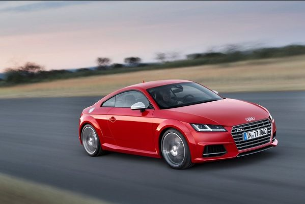 2017 Audi TTS Coupe Redesign Exterior, Interior and Engine Upgrade