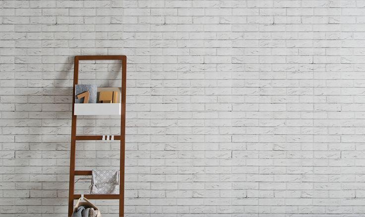 Mattone Bianco   #vox #wystrój #wnętrze #inspiracje #projektowanie #projekt #remont #pomysły #pomysł #interior #interiordesign  #homedecoration #panele #ściany #wall #dom #mieszkanie #room