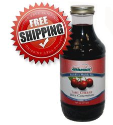 Tart Cherry Juice Concentrate from Fruit Advantage