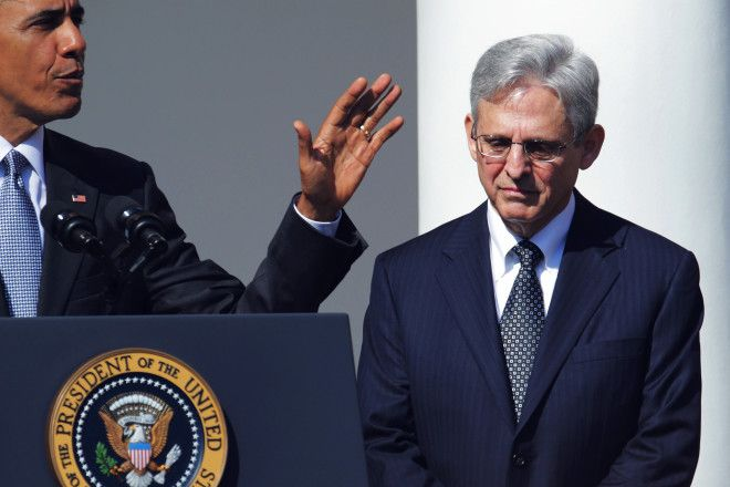 Obamas Supreme Court Nominee Merrick Garland Could Save the US Climate Plan