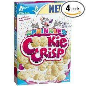 Breaking News:  More Gluten-Free Cereal from General Mills!