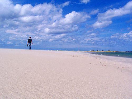 Beachwalker: Lumsden, Newfoundland by Product of Newfoundland, via Flickr