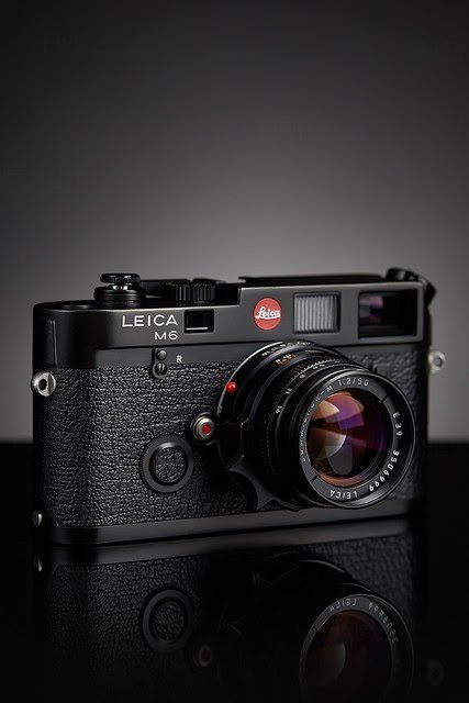 Distinguished Company — chansoncamera: Leica M6 by KWANON-D on Flickr.