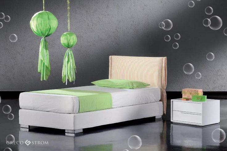 """Παιδικό κρεβάτι """"Essere""""   Νέο Κέντρο Επίπλου - Ξάνθη"""