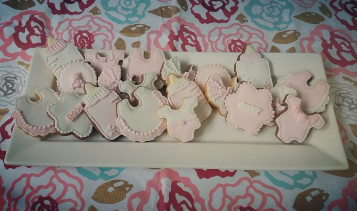 Galletas baby shower Taicakes.cl Repostería artesanal