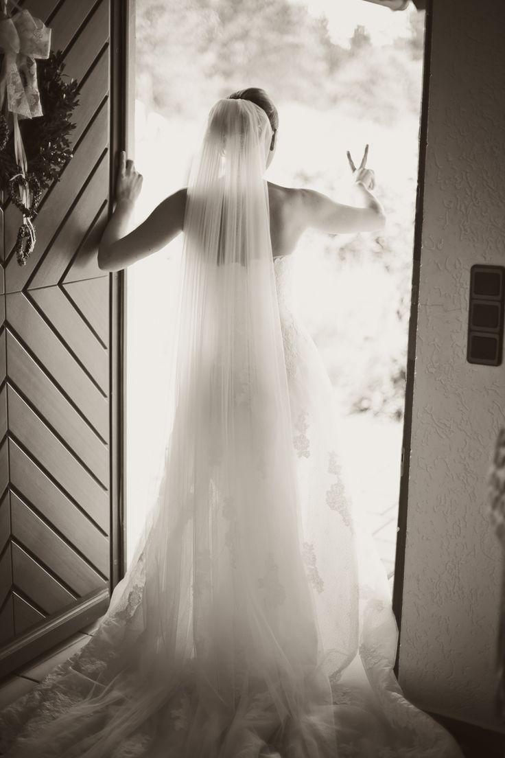 by JenzFlare People- und Hochzeitsfotograf Saarbrücken, Germany #wedding #bride #veil #dress #tuxedo #witness  #ring #marriage