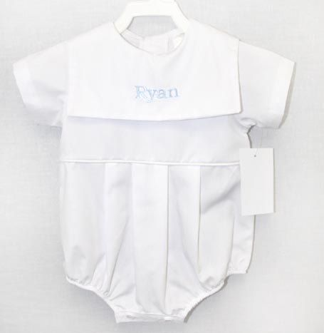 90e8698cc 292216 Personalized Baby Baptism Baby boy Clothes by ZuliKids