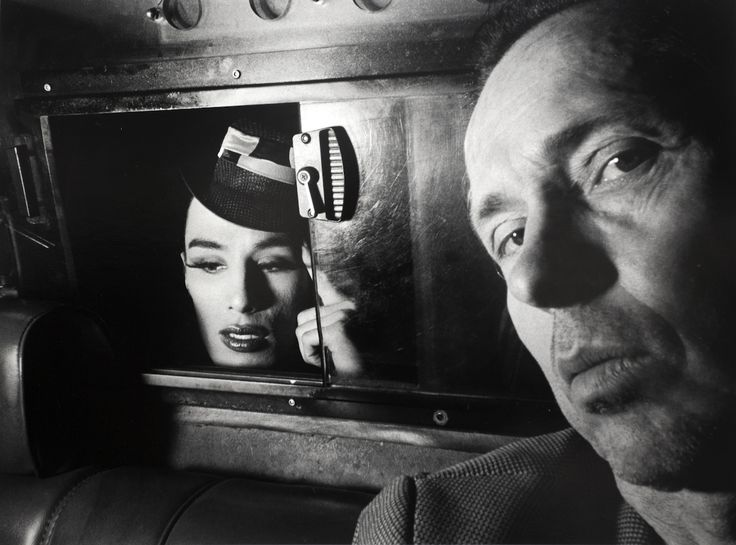 Ryan Weideman: A Taxi Driver's Photos of New York In The Reagan Era. Self-Portrait with Transvestite, 1997.
