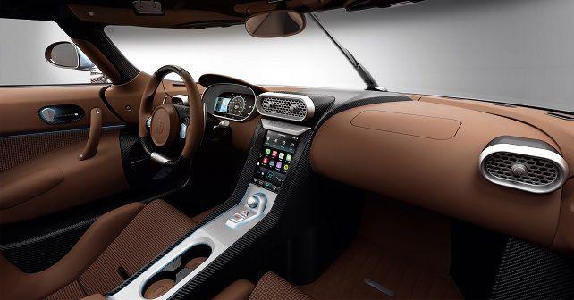 Koenigsegg Regera is a Transformer in disguise - autoX