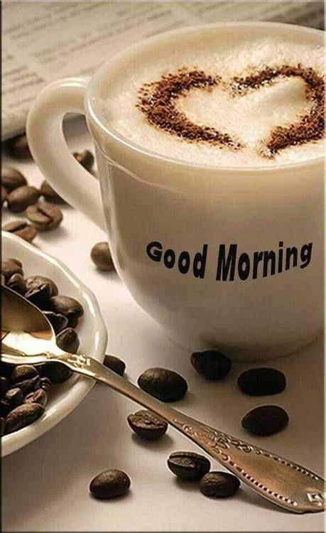 Morning coffee love | Coffee ☕ | Pinterest