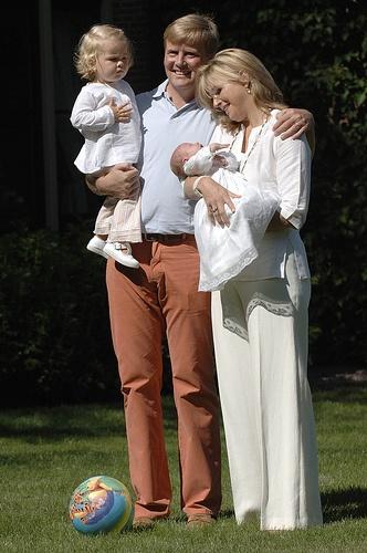 Willem-Alexander, Prince of Orange