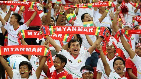 Siga las últimas noticias de la Copa AFF Suzuki. Visite nuestra página y sea parte de nuestra conversación: http://www.namnewsnetwork.org/v3/spanish/index.php #nnn #bernama #asia #birmania #myanmar #cambodia #camboya #affsuzuki #sports #deportes #news #noticias