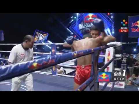 Khmer International Boxing, Prum Samnang VS Nak Romdam [09-October-2016]