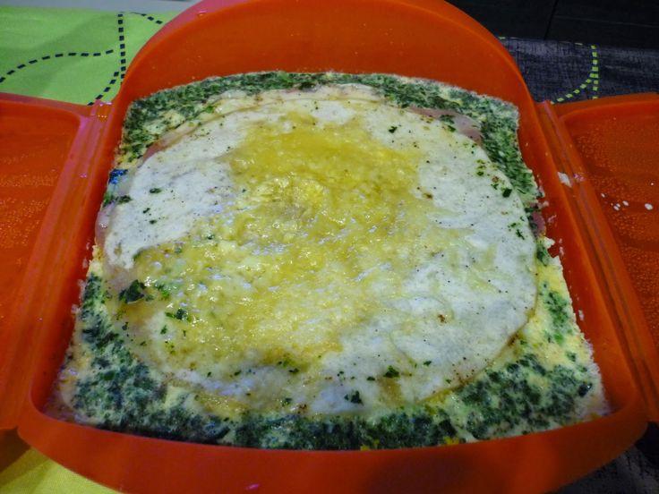 Jissy Cocinitas: Lasaña de espinacas con tortillas de trigo