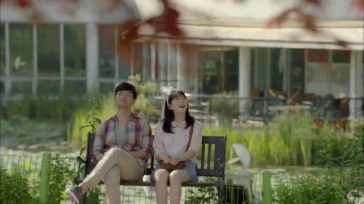 Kang Jiyoung and Bae Soobin. KARA Secret Love. Drama (2014)