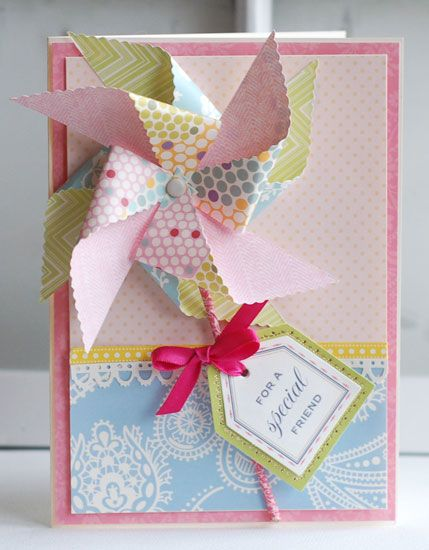 © Anna Griffin, Inc. Fabulous Folded Embellishment Kit