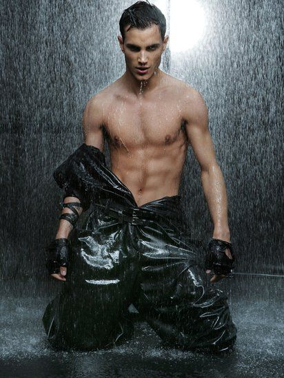 Wet And Messy Men 112
