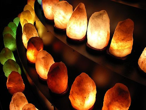 The Truth About Himalayan Crystal Salt Lamps