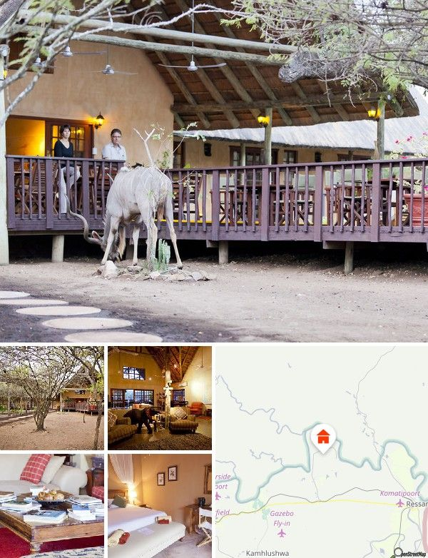 Needles Lodge (Marloth Park, Южно-Африканская Республика (ЮАР))