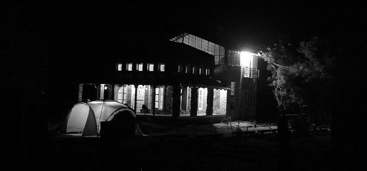 chukkimane night view