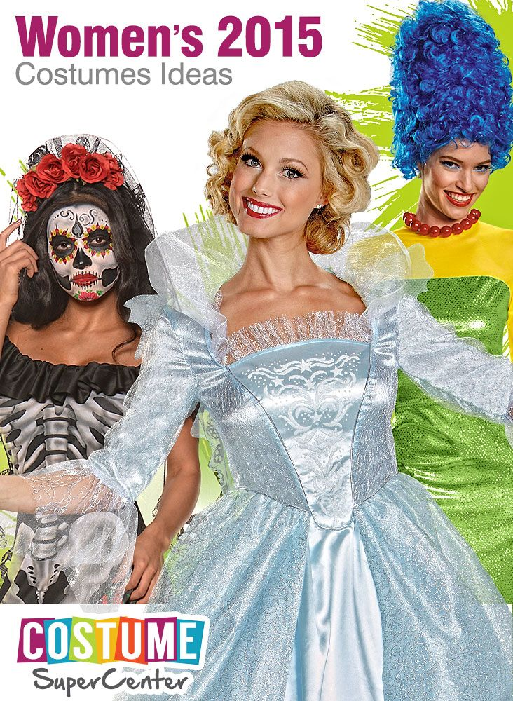 Checkout This Year's Hot New Women's Halloween Costume Licenses & Styles