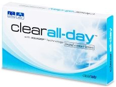 Clear All-Day (6 čoček) - ClearLab