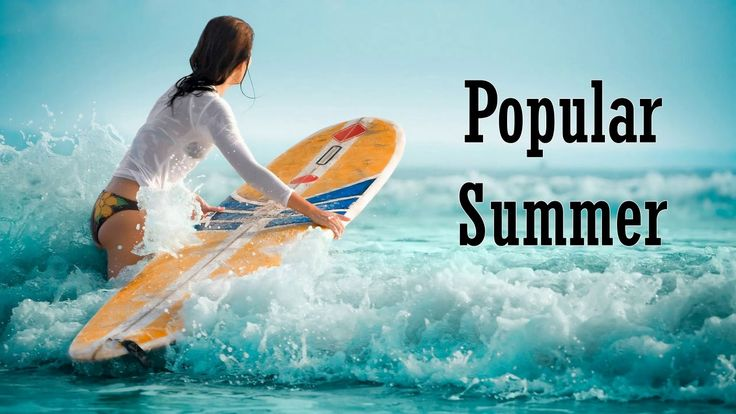 Popular Summer Songs 2017 | Best Summer Hits NEW Playlist 2017 - YouTube