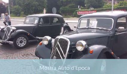 Mostra auto d'epoca  https://www.youtube.com/watch?v=DXXZXpG5UQ0