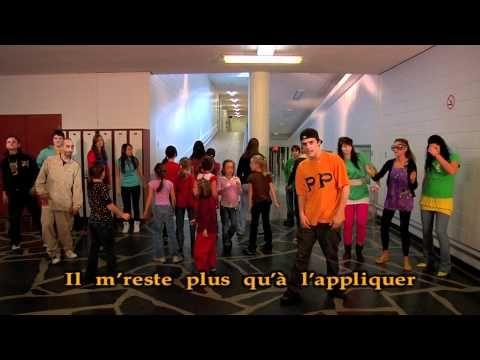 ▶ Le RAP des participes passés - version karaoke - YouTube