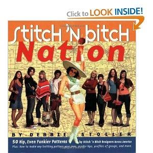 Stitch 'n Bitch therapy